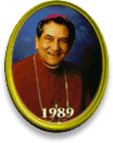 Bishop Emeritus Bernard William Schmitt